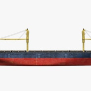 Sea Cargo Ship Generic. Preview 2