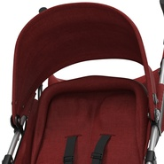 Baby Stroller Red. Preview 31