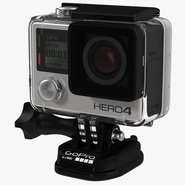 GoPro HERO4 Black Edition Camera Set. Preview 1