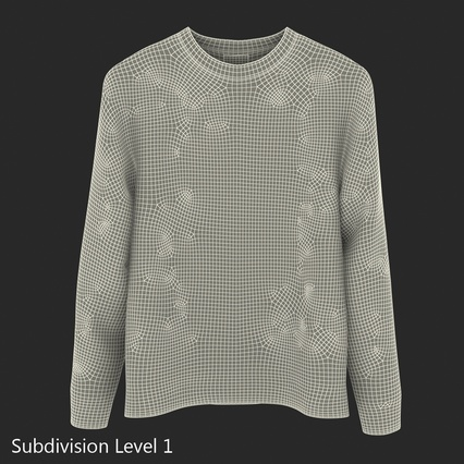 Sweaters Collection. Render 44