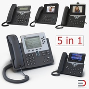 Cisco IP Phones Collection 4
