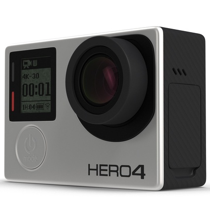 GoPro Collection 2. Render 20