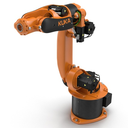 Kuka Robots Collection 5. Render 52