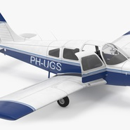 Piper PA-28-161 Cherokee Rigged. Preview 11