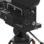 Vintage Video Camera and Tripod. Preview 23