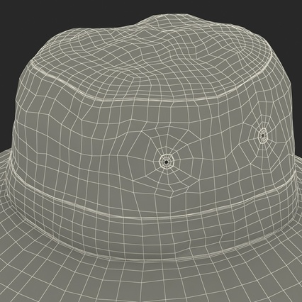 Fishing Hat. Render 30