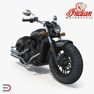 Motorcycle Indian Scout Sixty 2016