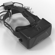 Virtual Reality Goggles Collection. Preview 24