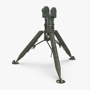 Tripod for TOW Missile