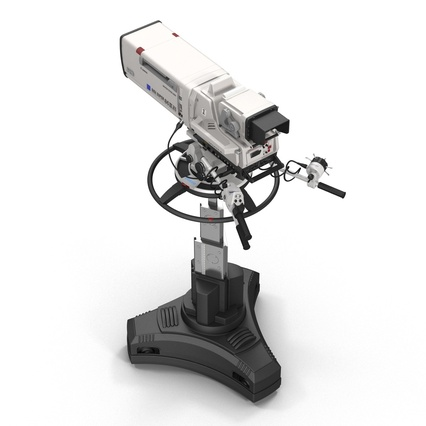Professional Studio Camera DIGI SUPER 86II. Render 13