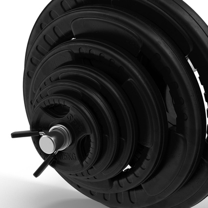 Barbells Collection 2. Render 27