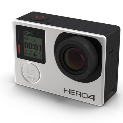 GoPro Collection 2. Render 2