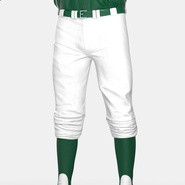 Baseball Player Outfit Athletics 3. Preview 24