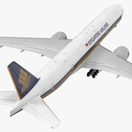 Boeing 777-8x Singapore Airlines
