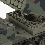 US Multiple Rocket Launcher M270 MLRS Camo. Preview 20
