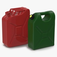 Gas Cans Collection