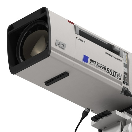 Professional Studio Camera DIGI SUPER 86II. Render 36