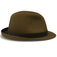 Fedora Hat Brown. Preview 9