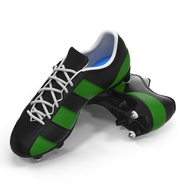Football Boots 2 Green. Preview 22