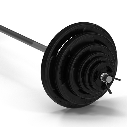 Barbells Collection 2. Render 26