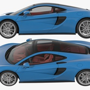 Supercar McLaren 570GT 2017. Preview 18