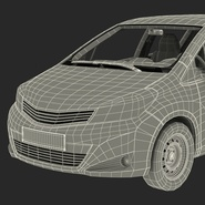 Generic Hatchback. Preview 54