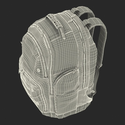 Backpack 2 Generic. Render 28