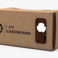 Google Cardboard VR Headset. Preview 5