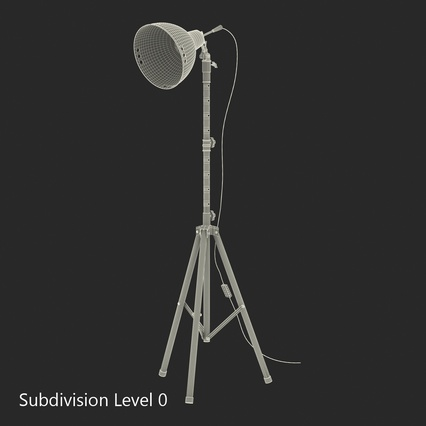 Photo Studio Lamps Collection. Render 63