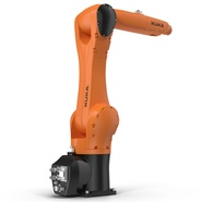 Kuka Robot KR 10 R1100 Rigged. Preview 26