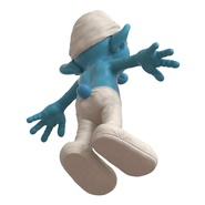 Smurf Rigged for Maya. Preview 17