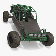 Dune Buggy Rigged