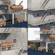 Sea Cargo Ship Generic. Preview 19