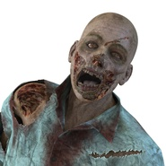 Zombie Rigged for Cinema 4D. Preview 49