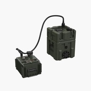 TOW Missile Guidance Set and Battery. Preview 3