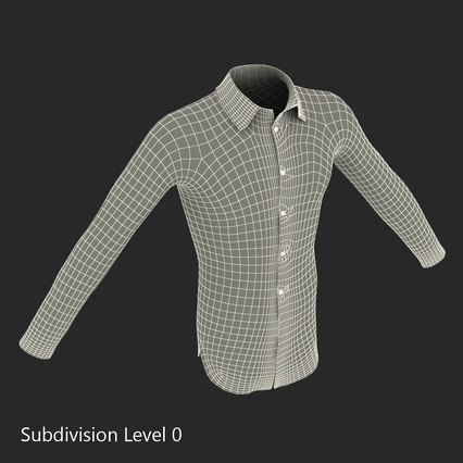 Shirts Collection. Render 33