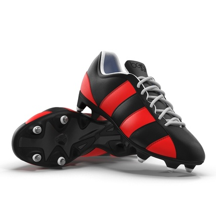 Football Boots Collection. Render 29