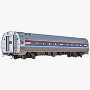Railroad Passenger Car Generic