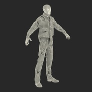 Zombie Rigged for Cinema 4D. Preview 61