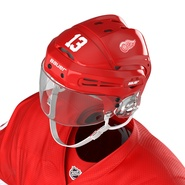 Hockey Equipment Detroit Red Wings. Preview 32