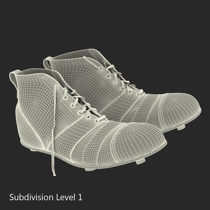 Football Boots Collection. Render 52