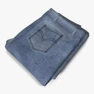 Jeans Folded 4