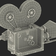 Vintage Video Camera. Preview 39