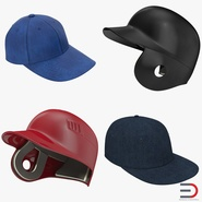 Baseball Hats Collection 2