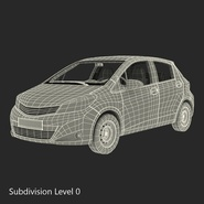 Generic Hatchback. Preview 42