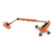 Telescopic Boom Lift Generic 4 Pose 2. Preview 13