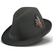 Fedora Hat 2. Preview 3