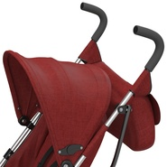 Baby Stroller Red. Preview 33