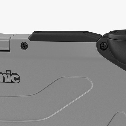 Panasonic Toughbook. Render 19