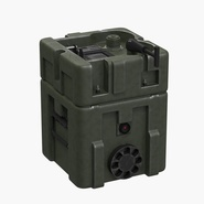 Military Lithium Battery Box 28V LBB. Preview 3